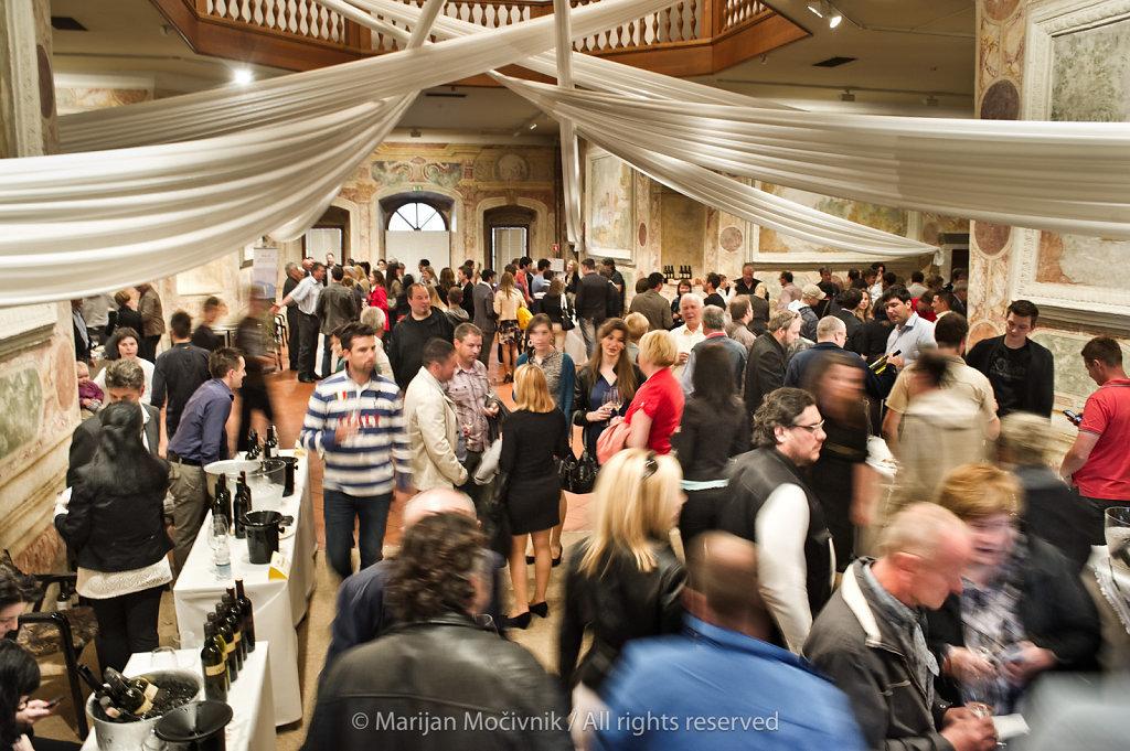 Wine & culinary festival, Vipava Valley, Slovenia
