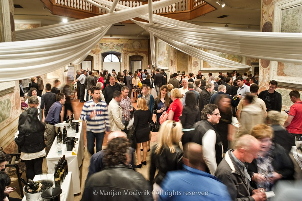 Wine & culinary festival, Vipava Valley, Slovenia
