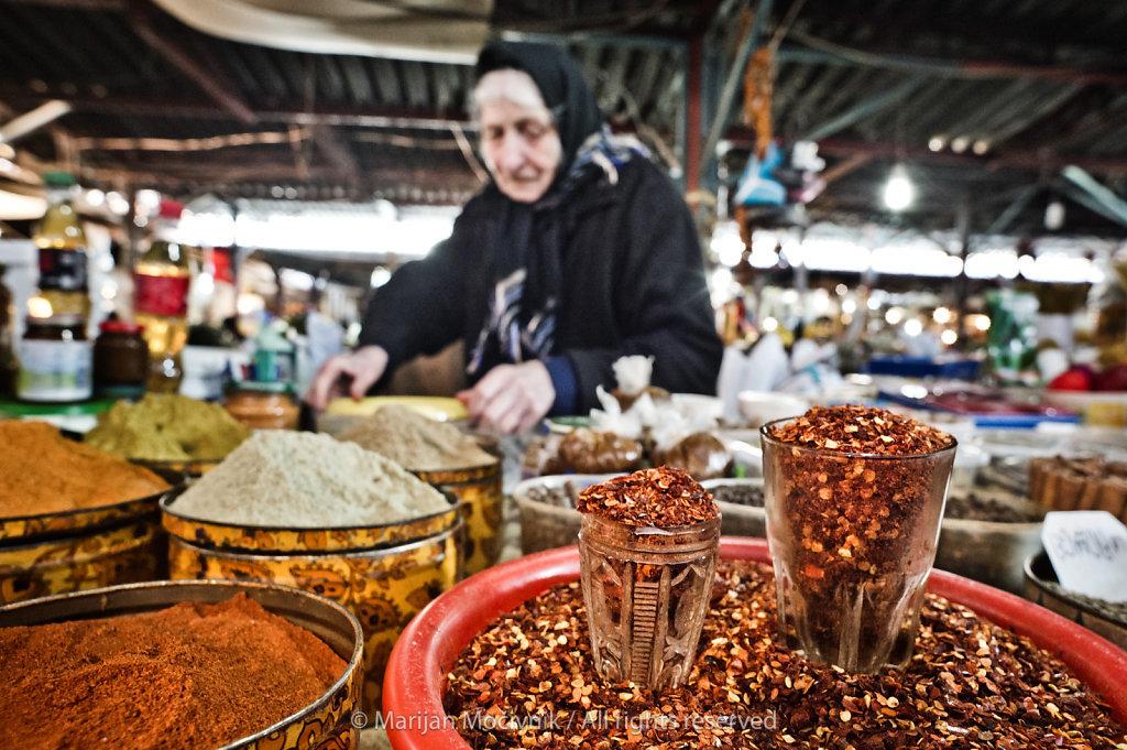 Market, Kutaisi, Georgia