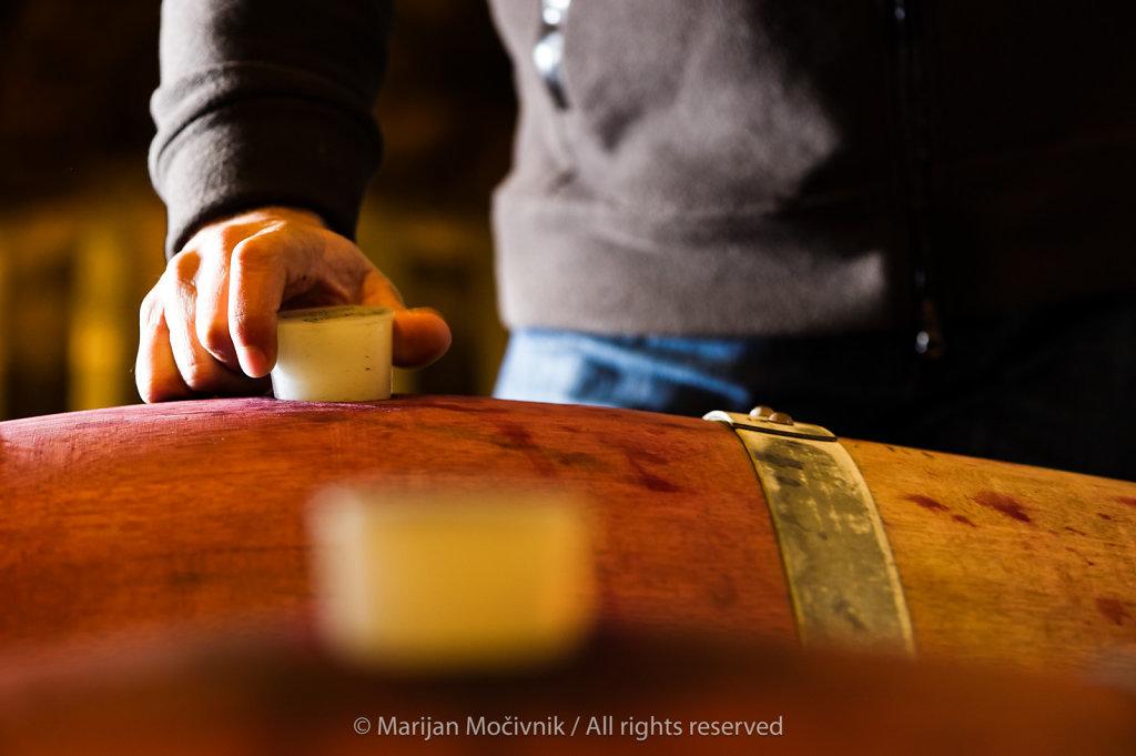 Benjamin Zidarich, Zidarich Winery, Carso, Italy