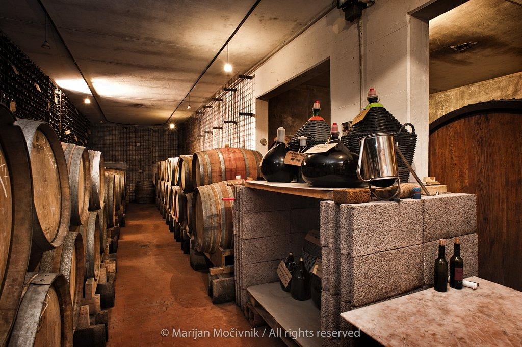 Massa Vecchia Winery, Maremma, Tuscany, Italy