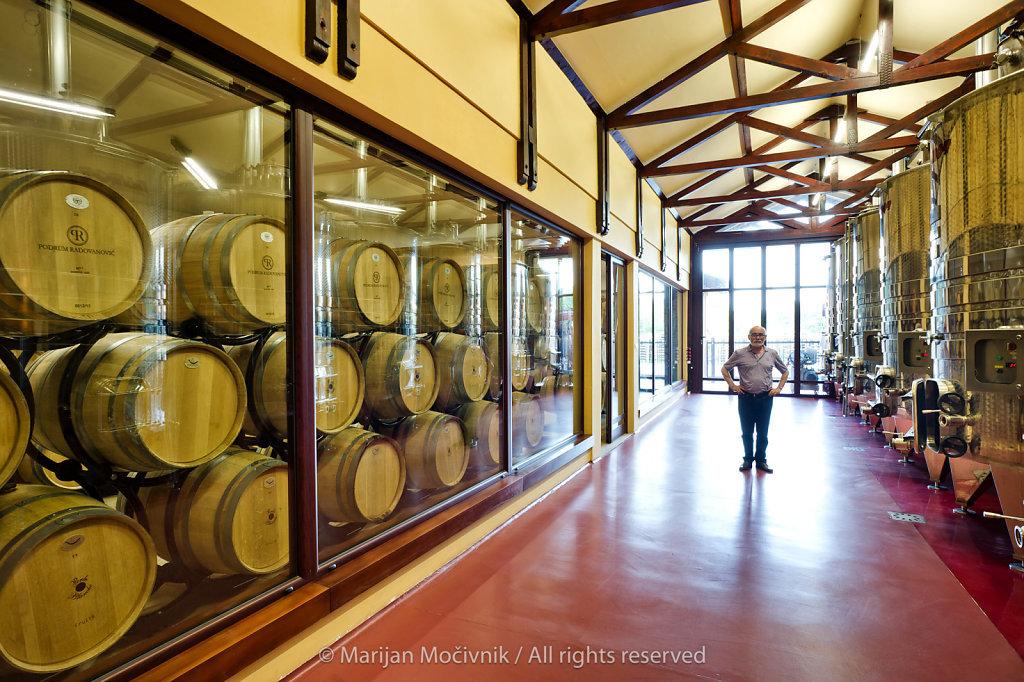 Radovanović Winery, Krnjevo, Serbia