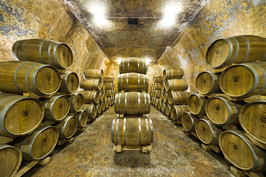Kovačević Winery, Irig, Serbia
