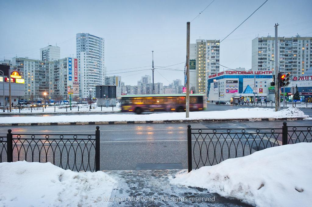 Moscow, Mitino