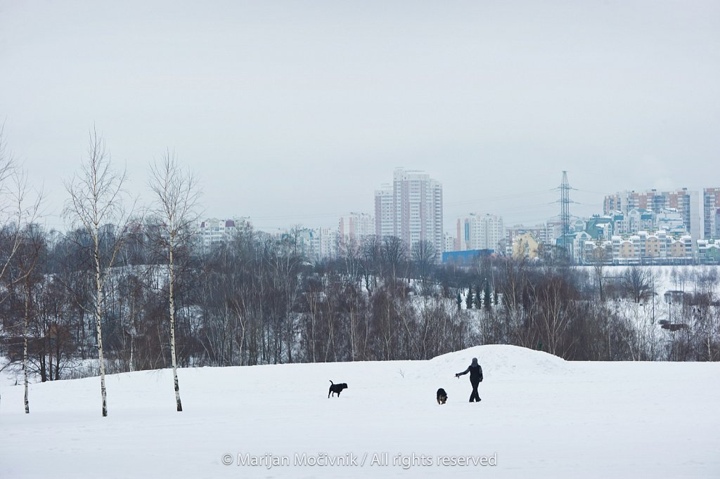 Moscow, Volokolamskaya
