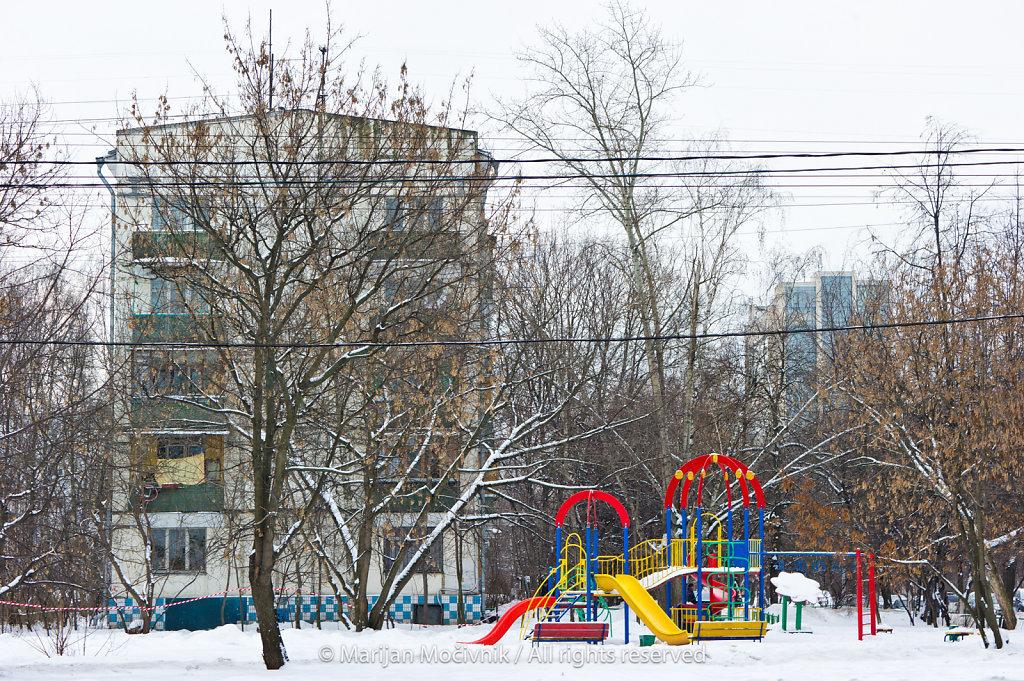 Moscow, Schelkovskaya