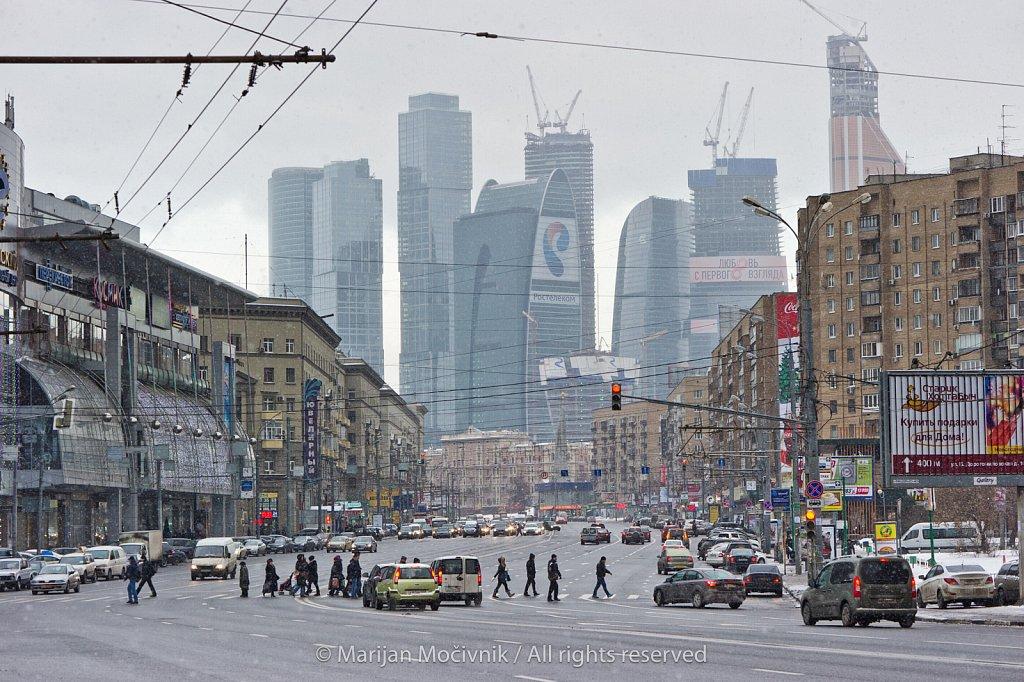 Moscow, Kievskaya