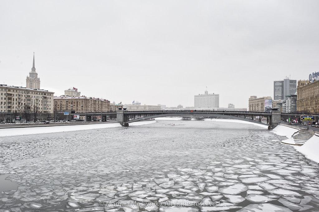Moscow, Smolenskaya