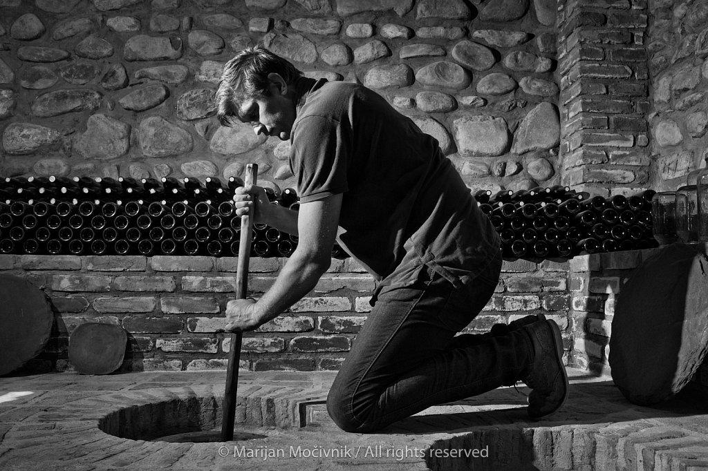 Boisa Winery, Telavi, Georgia