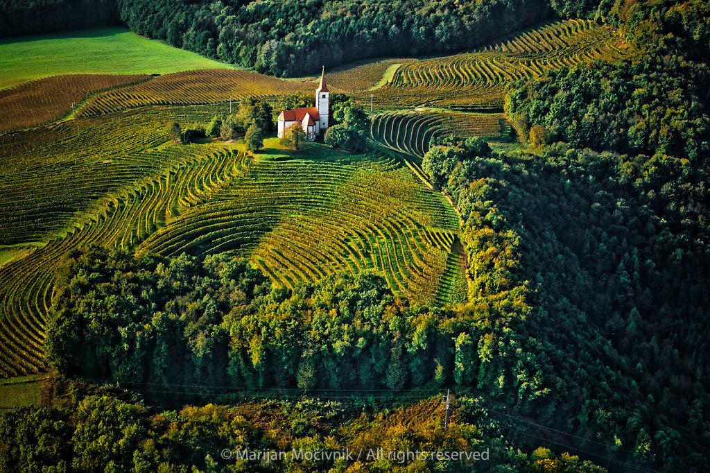 Haloze, Slovenia